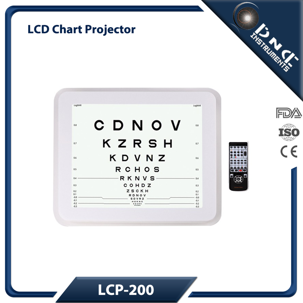 Multifunctional Ophthalmic Optical Equipment New Product Lcd Digital