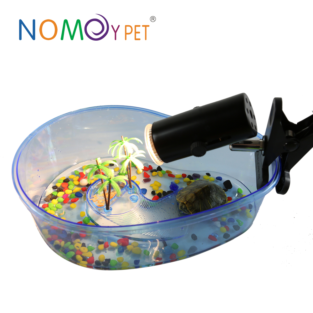 Nomo portable pet box turtle tank plastic aquarium fish tank reptiles breeding box goldfish bowl