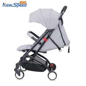 China 2017 Supplier Custom Adjustable Foldable Pram Baby Stroller