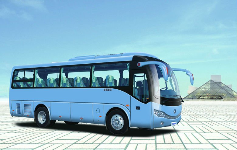 Yutong 30 seater bus ZK6839H passenger bus for sale