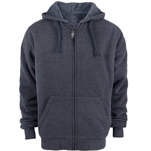 55 cotton 45 polyester warm thick hooded sweatshirts grey soft fleece clothing custom shirt zip up cheap xxxxl hoodies men