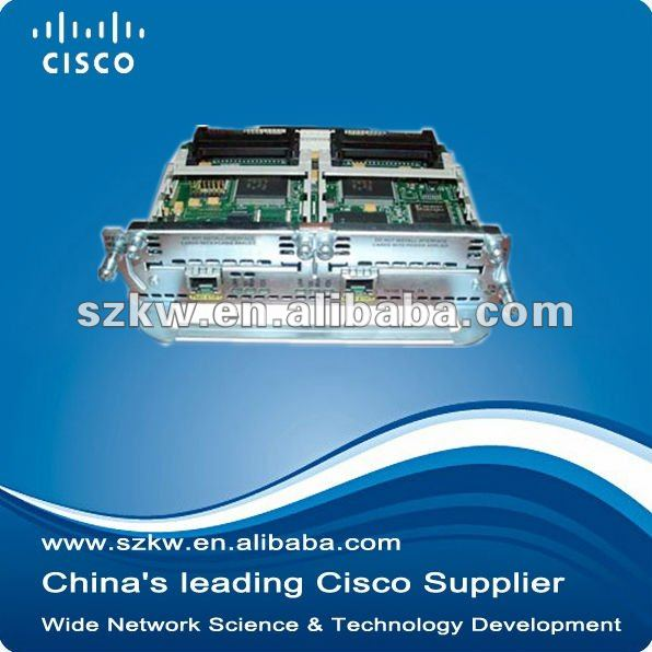 Cisco network moudle NM-2FE2W-V2 for cisco 3800 router