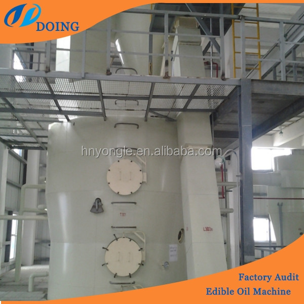 Soybean Pretreatment machine/ Solvent extraction /Crude Oil Refinery machine
