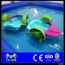 water toys children electric paddle boat