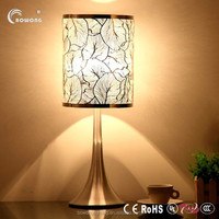 Modern stainless steel touch lamp,decorative lamp for bed room,foyer study,hotel