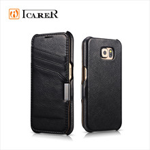 Genuine Leather Phone Case For Samsung Galaxy S6