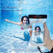 Universal Waterproof Case, CellPhone Dry Bag Pouch for Apple iPhone 6S 6,6S Plus,7,7S,7S Plus