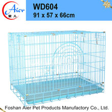 strong cage training crate for puppies pet cages