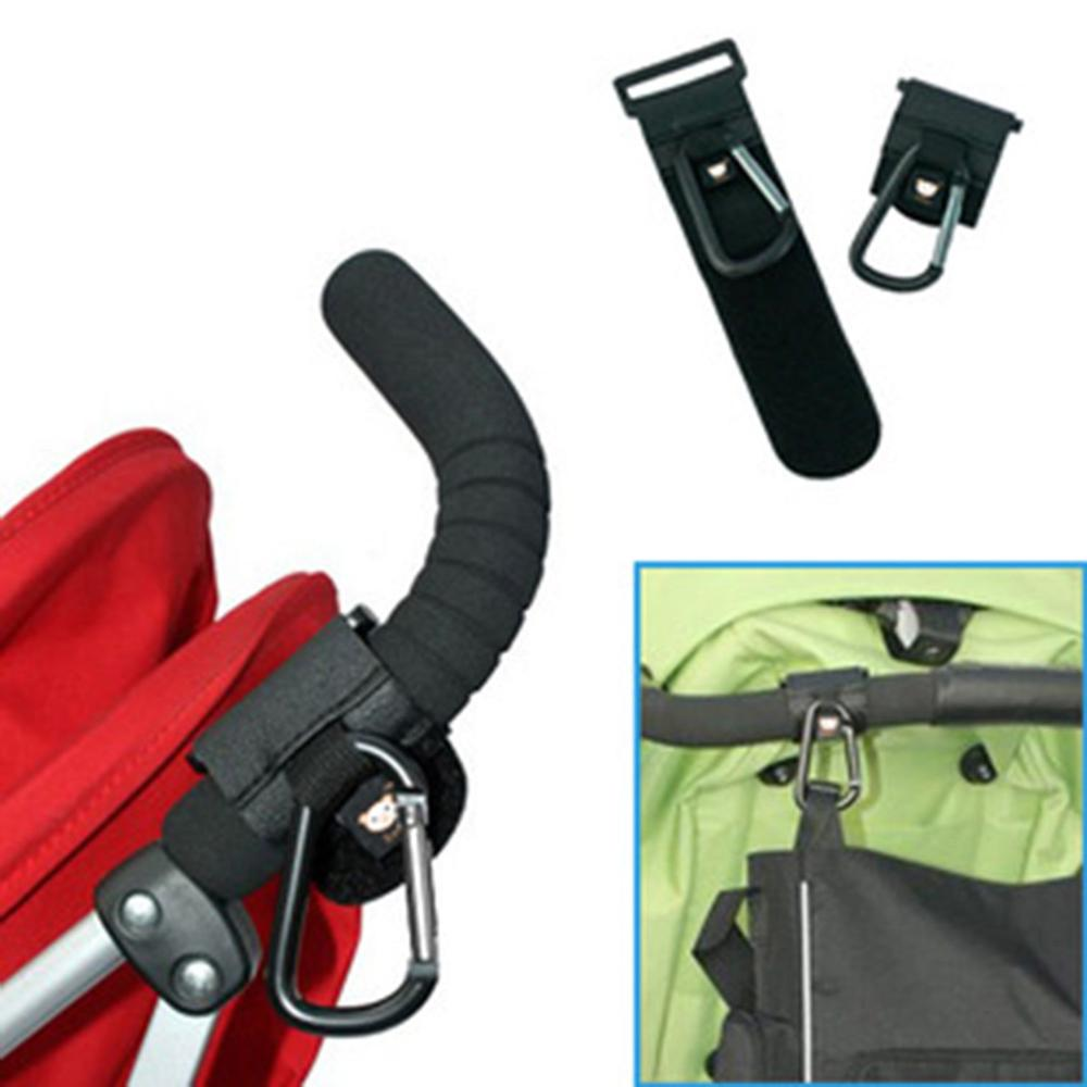 UNIKIDS 1 Piece Baby Stroller Hook Clips Baby Stroller Accessories Pram Hooks Accessories For Baby Cart Carriage