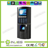 INJES Network TCP/IP TFT Screen Finger Print RFID Access Control Device(UT20)