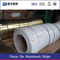 Decorative color aluminum strips, 0.20 to 1.20mm, supplier near Guangzhou