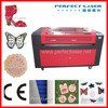 Perfect laser wood acrylic plexiglass co2 small laser pantograph laser engraving machine