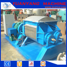 electric heating Jacketed 300L Double Z Blade Mixer for Clay
