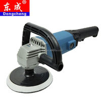 Good quality dongcheng 180mm electric furniture polisher