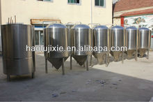 Whole Beer brewing line and bottle filling equipment/utomated brewing system for beer