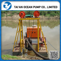 Cost saving high quality sand pump
