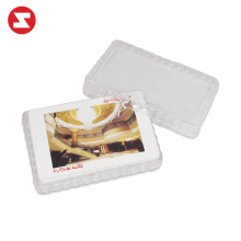 plastic box for playing cards flat plastic storage boxes