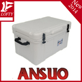 Ansuo 75L with handle LLDPE durable Fishing Camping Cooler box