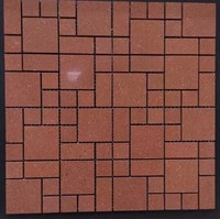 Mosaic clay bricks, wall decorative tiles, customized mosaic bricks
