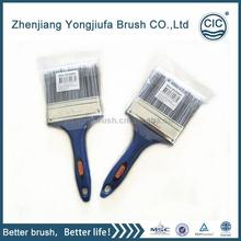 Hot selling long handle angle paint brushes for wholesales