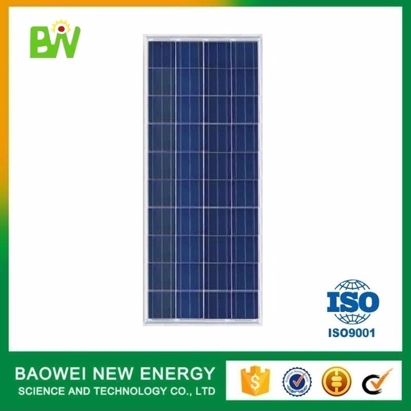 A-grade cell 60w pv solar panel price