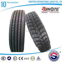 radial truck tire chinese brand 11R22.5 tyre price list