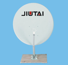 parabolic outdoor tv Ku band 60cm satellite dish antenna with high quality cheap price