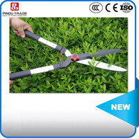 long handle garden manual pruning shears