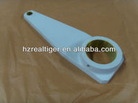 OEM CNC White Spraypaint Sheet Metal Welding Parts