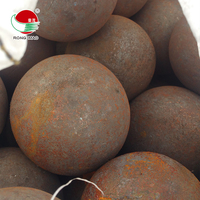 Assortment Carbon Forged Steel Grinding Balls For Ball Mill
