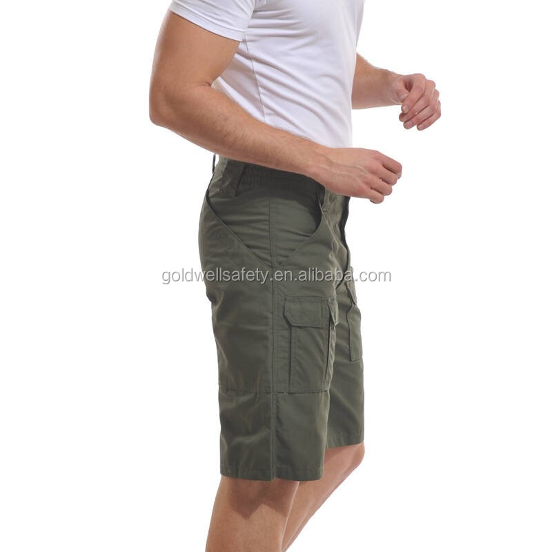 Mens Bermuda Cargo Shorts