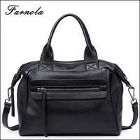 Western style lady authentic designer custom fashion bag ladies handbag 2016 for women