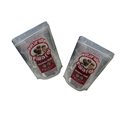 window clear label shisha flavour sauce or spice foil bag