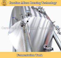heated jacket mixing tank /stainless steel fermenter/stainless steel commercial wine making equipment