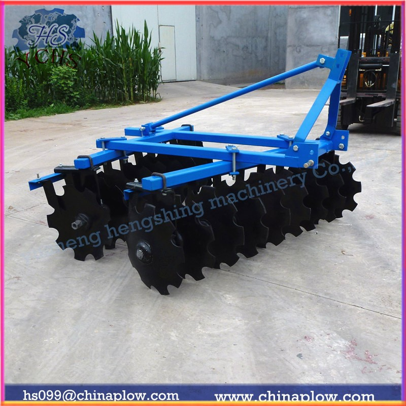 Used light disc harrow for tractors