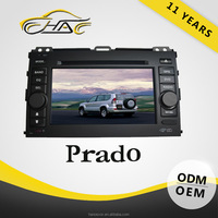 car dvd for toyota prado 2006 -2010 gps maps for windows ce sd card