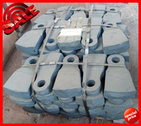 High quality cast sand crusher hammer