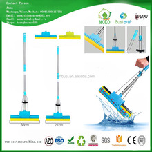 China hot sale Telescopic Sponge cleaning textile pva mop cleaning PVA mop