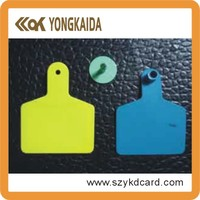 Hot Sale Contactless RFID Animal Tag special offer pet id tags