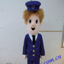 customized postman mascot costumes