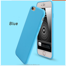 Factory Price Mobile Phone Silione Case for iphone 6