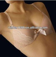 Ladies Lace Nylon Seamless Bra