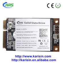 Karisin M-SATA MLC ssd 60gb 1.5 inch hard drives for mini pc