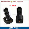 FC312E GSM Cordless Desktop Phone For