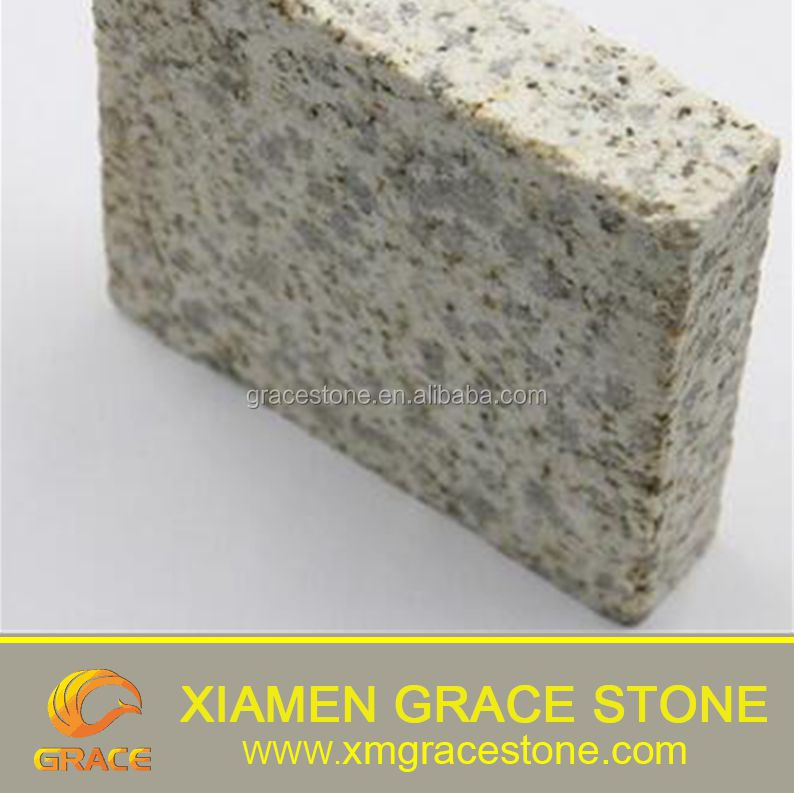 natural granite wall block prices