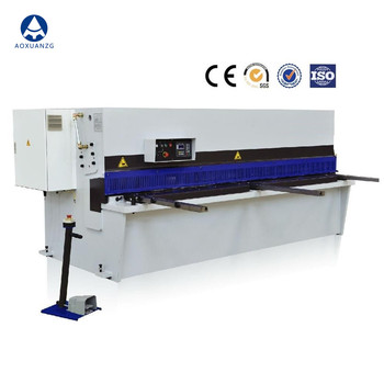 Quality Hydraulic guillotine cnc sheet metal shearing machine,small shearing machine