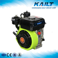 Hot sale single cylinder diesel engine 168F for agricultural machinery