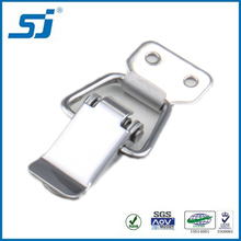 Adjustable mirror polishing cover with plastic SUS304 body toggle latch