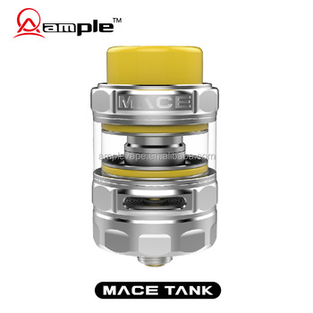 New Product 2018 Electronic Cigarette Vape Mace Sub Ohm Tank
