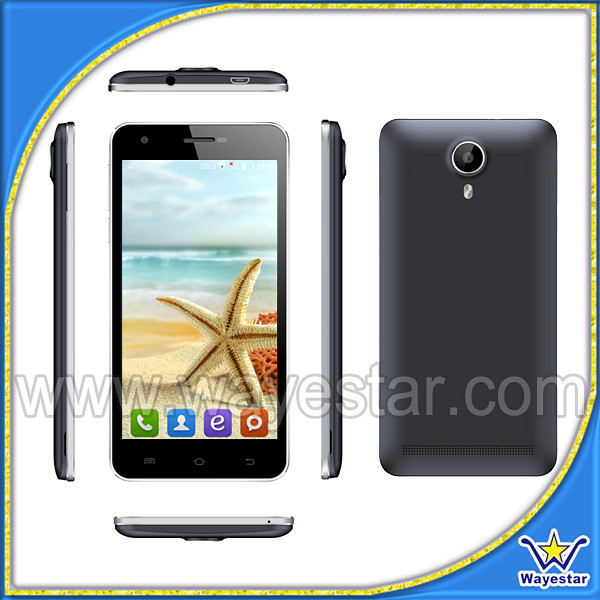 Cheapest MTK6582 Dual Sim Android Smart Phone With CDMA/GSM